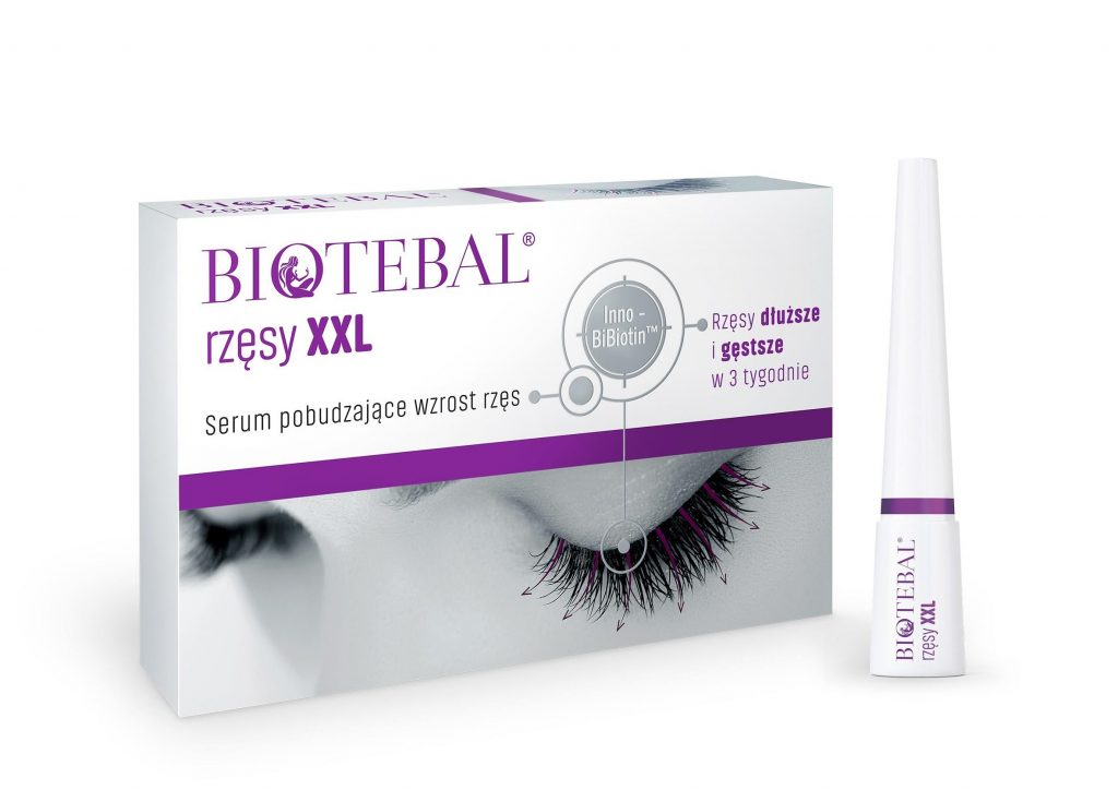 BIOTEBAL RZĘSY XXL SERUM